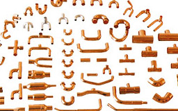 Copper A/C Fittings