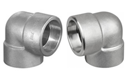 90 Deg Socket Weld Elbow Outlet Fittings