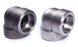 90 Degree Socket Weld Elbow Outlet Fittings